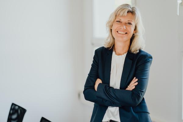 Portrait Christina Schmidt, Projektleiterin