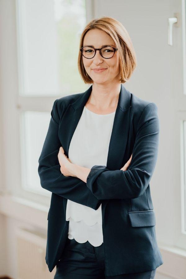 Portrait Michaela Gleixner