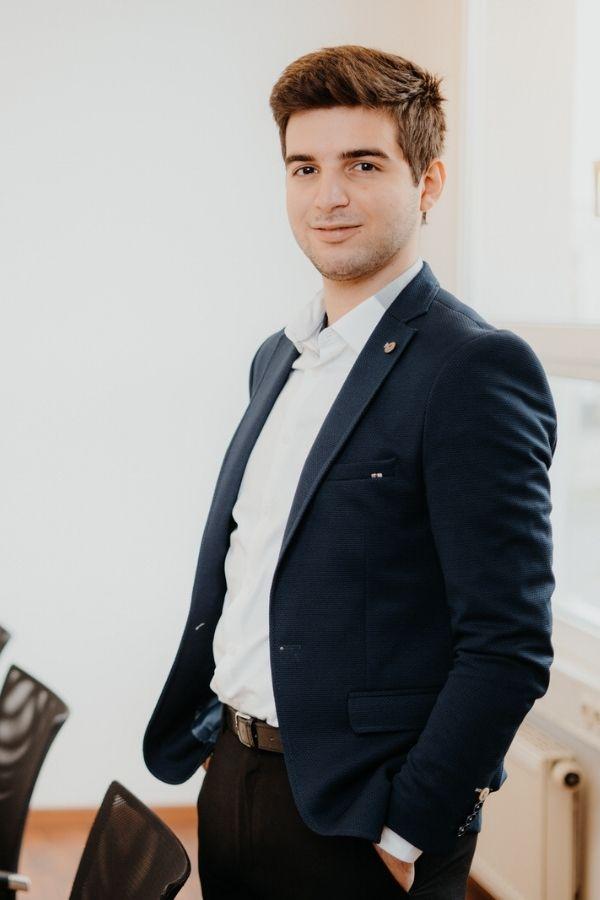 Portrait Osman Yagci